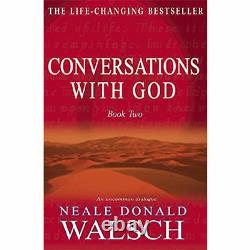 Neale Donald Walsch 3 Books Collection Set Conversations with God Vol 1To 3 New