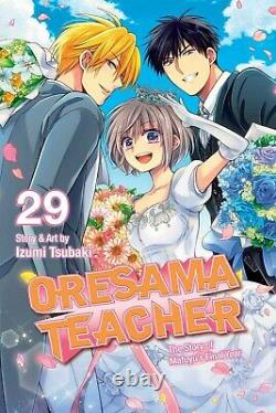 Oresama Teacher (Vol. 1-10,12-29) Eng Manga Graphic Novels SET