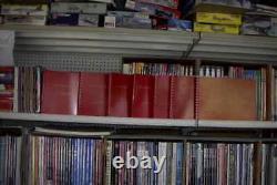 Passenger Car Library Budd Acf Spiral Complete Set Of All 7 Volumes This Is It