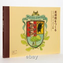 Pre-order Studio Ghibli Hayao Miyazaki and Ghibli Museum illustrations Set of 2