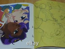 REVOLUTIONARY GIRL UTENA Hard Core Art Books Set total 440page with paper bag