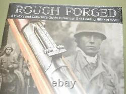 Rough Forged German Ww2 G-43 Rifle Sniper Scope 2 Volume Reference Book Set