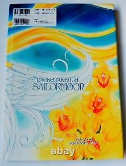 Sailor Moon Original illustration Art Book #1-5 Set Naoko Takeuchi Naoko