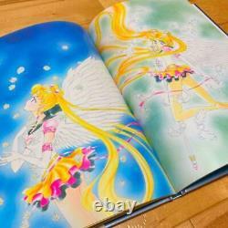 Sailor Moon Original illustration Art Book Vol. 1-5 set Naoko Takeuchi #58