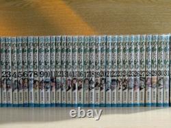 Shaman King Vol. 1-32 Complete set comics japanese ver manga