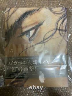 Takehiko Inoue Vagabond Art Book Set of 4 Illustration Art Book Sumi & WATER JPN
