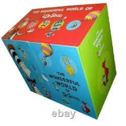 The Wonderful World of Dr Seuss 20 Books Collection Gift Box Set