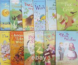 Usborne Very First Reading Level 1 Library 12 Books Set Collection Read At Home