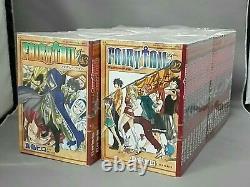 Used FAIRY TAIL 1- 63 Comic complete Set Hiro Mashima Japanese manga book Anime