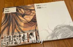 Vagabond art book ink & water set Takehiko Inoue book