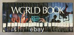 World Book Encyclopedia 2019 Hardcover 22 Volume Set Ex-Library Reference