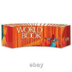 World Book Encyclopedia Set, 2014 Edition. Brand New